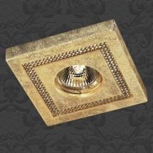 Светильник встраиваемый 369731 NT12 256 золото IP20 GX5.3 50W 12V FABLE - 1014 руб.