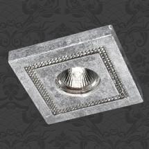 Светильник встраиваемый 369732 NT12 256 серебро IP20 GX5.3 50W 12V FABLE - 1014 руб.