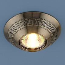 Точечный светильник 120092 SB MR16 (бронза) 130р