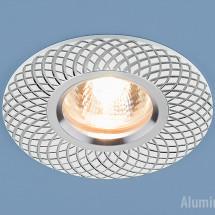 Алюминиевый точечный светильник 2006 MR16 WH белый 230р