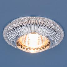 Точечный светильник 4101 хром MR16 (CH) 200р.