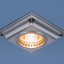 Точечный светильник 4102 хром MR16 200р