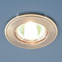 Точечный светильник 7002 MR16 GAB бронза 130р