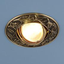 Точечный светильник 711 MR16 SB (бронза) 200р