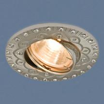 Точечный светильник 8005 MR16 SN сатин никель 180р