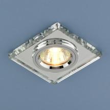 Точечный светильник 8170/2 SL/SL MR16 (зеркальный / серебро) 250р