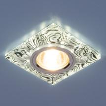 Точечный светильник светодиодный 8361 MR16 WH/BK белый/черный 500р