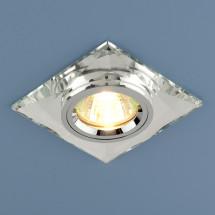 Точечный светильник 8470 CLEAR/CH MR16 (зеркальный / серебро) 300р