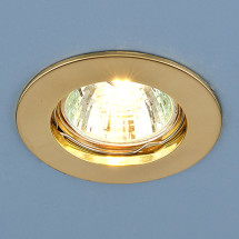 Точечный светильник 863A GD MR16 (золото) 130р