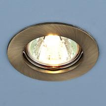 Точечный светильник 863A SB MR16 (бронза) 130р