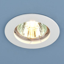 Точечный светильник 863A WH MR16 (белый) 130р