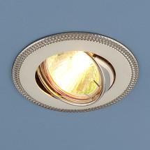 Точечный светильник 870A PS/N MR16 (серебро / никель) 200р