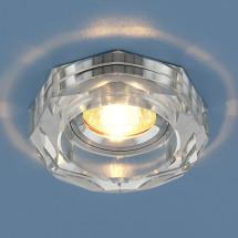 Точечный светильник 9120 SL/ SL MR16 (серебряный / серебряный) 500р
