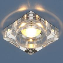 Точечный светильник 9171 SL/SL MR16 (серебряный / серебряный) 500р