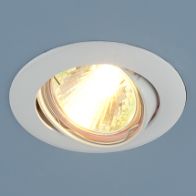 Точечный светильник 104s (белый) 180р