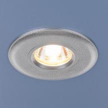 Точечный светильник 107 MR16 серебро 180р