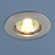 Точечный светильник 601 (хром) 130р