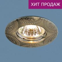 Точечный светильник 602 MR16 GAB бронза 130Р
