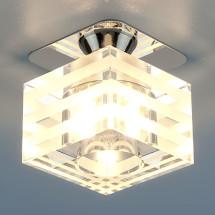 Точечный светильник 8250 CH/WH G9 (хром / белый) 500р