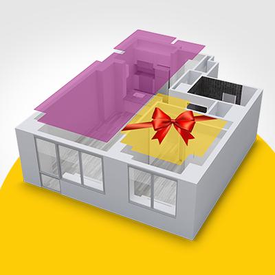 2-ой-потолок-в-подарок