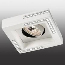 Светильник встраиваемый 369843 NT14 181 белый IP20 GX5.3 50W 12V FABLE - 1 350 руб.