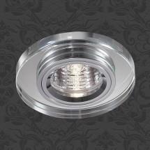 Светильник встраиваемый 369436 NT10 269 хром/зеркальный НП IP20 GX5.3 50W 12V MIRROR - 458 руб.