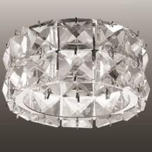 Светильник встраиваемый 370164 NT15 140 хром IP20 G9 40W 220V NEVIERA - 1037 руб.