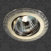 Светильник встраиваемый 369615 NT12 296 бронза ПВ IP20 GX5.3 50W 12V COIL - 239 руб.