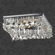 Светильник встраиваемый 369438 NT09 195 хром/прозрачный GX5.3 50W 12V BOB - 636 руб.