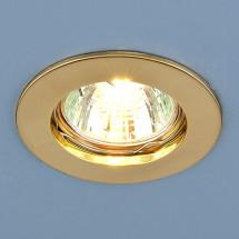Точечный светильник 863A GD MR16 (золото) 150р
