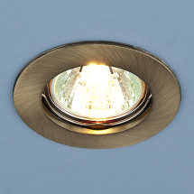 Точечный светильник 863A SB MR16 (бронза) 150р