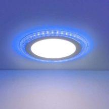 Светильник DLR024 10W 4200K Blue - 840 руб.