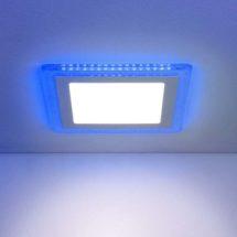 Светильник DLS024 10W 4200K Blue - 882 руб.